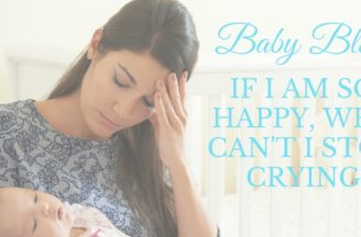 التغيرات المزاجية و النفسية التي قد تحدث بعد الولادة