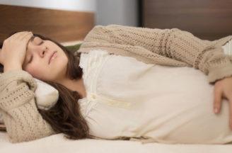 المشاكل الصحية الشائعة في الحمل
